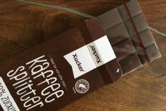 Xucker-Kaffee-Splitter-Schokolade