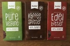 Zuckerfreie-vegane-Schokolade