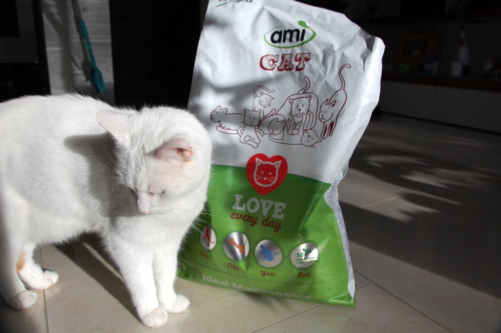 Veganes Katzenfutter Ami Cat 1er Pack 1 X 75 Kg Vegan Im Test