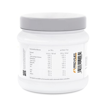 BCAA Pulver (Aminosäuren) sensationeller Geschmack | Aminos 2:1:1 (Leucin, Isoleucin, Valin) Hochdosiert, Vegan | Für Muskelaufbau, Abnehmen & Sport | PROFUEL Alphaminos 300g - KIRSCHE - 7