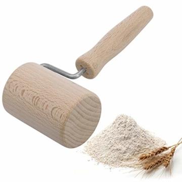 Westmark Backblechroller, Holz, Zylindrisch - 1