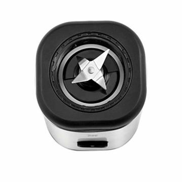 WMF Kult Mix & Go Mini Smoothie Maker, Standmixer, Blender elektrisch, Shake Mixer 300 Watt, Tritan-Kunststoff Flasche - 4